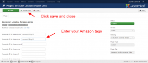 amazon-link-loclization-on-jomla-save-settings
